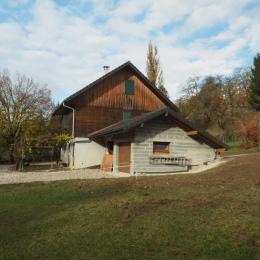 Le salon - Location de vacances - Mésigny