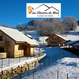 Chalet 4 (Catherine)  Station touristique été-hiver Mont Saxonnex - Location de vacances - Mont-Saxonnex