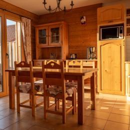 Chalet 3 (Franck) Station touristique été hiver Mont-Saxonnex - Location de vacances - Mont-Saxonnex