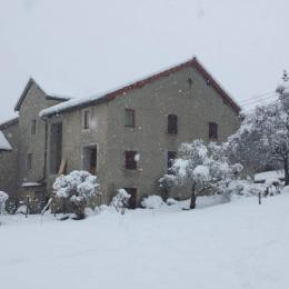 Maison hiver  - Location de vacances - Saint-Paul-en-Chablais