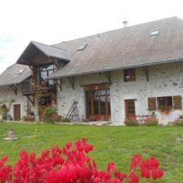 ferme rénovée : Appartement à la campagne 2 chambres proche d'Annecy (Savoie Mont Blanc) - Location de vacances - Ollières(Les)
