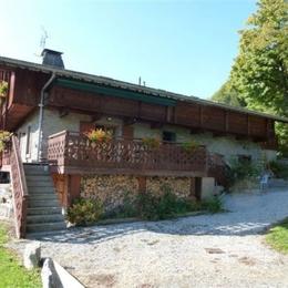 BARMUS : Appartement dans un chalet à Passy proche Chamonix - Location de vacances - Passy