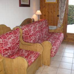 chambre pour 2 personnes - Location de vacances - Praz-sur-Arly