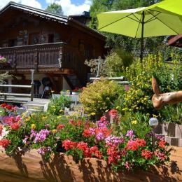 Chalet Saint Gervais les Bains - Chalet de poupée à St Gervais les Bains en Haute-Savoie - Location de vacances - Saint-Gervais-les-Bains