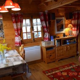 séjour - Location de vacances - Saint-Gervais-les-Bains