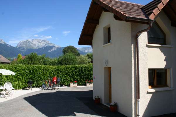 La pièce principale - Location de vacances - Saint-Jorioz