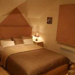 La chambre mezzanine - Location de vacances - Saint-Jorioz