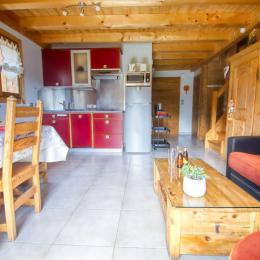 chambre 2 - Location de vacances - Taninges