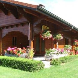 Location d'un chalet à Thollon les Mémises - Location de vacances - Thollon-les-Mémises