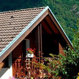 Balcon - Location de vacances - Viuz-en-Sallaz