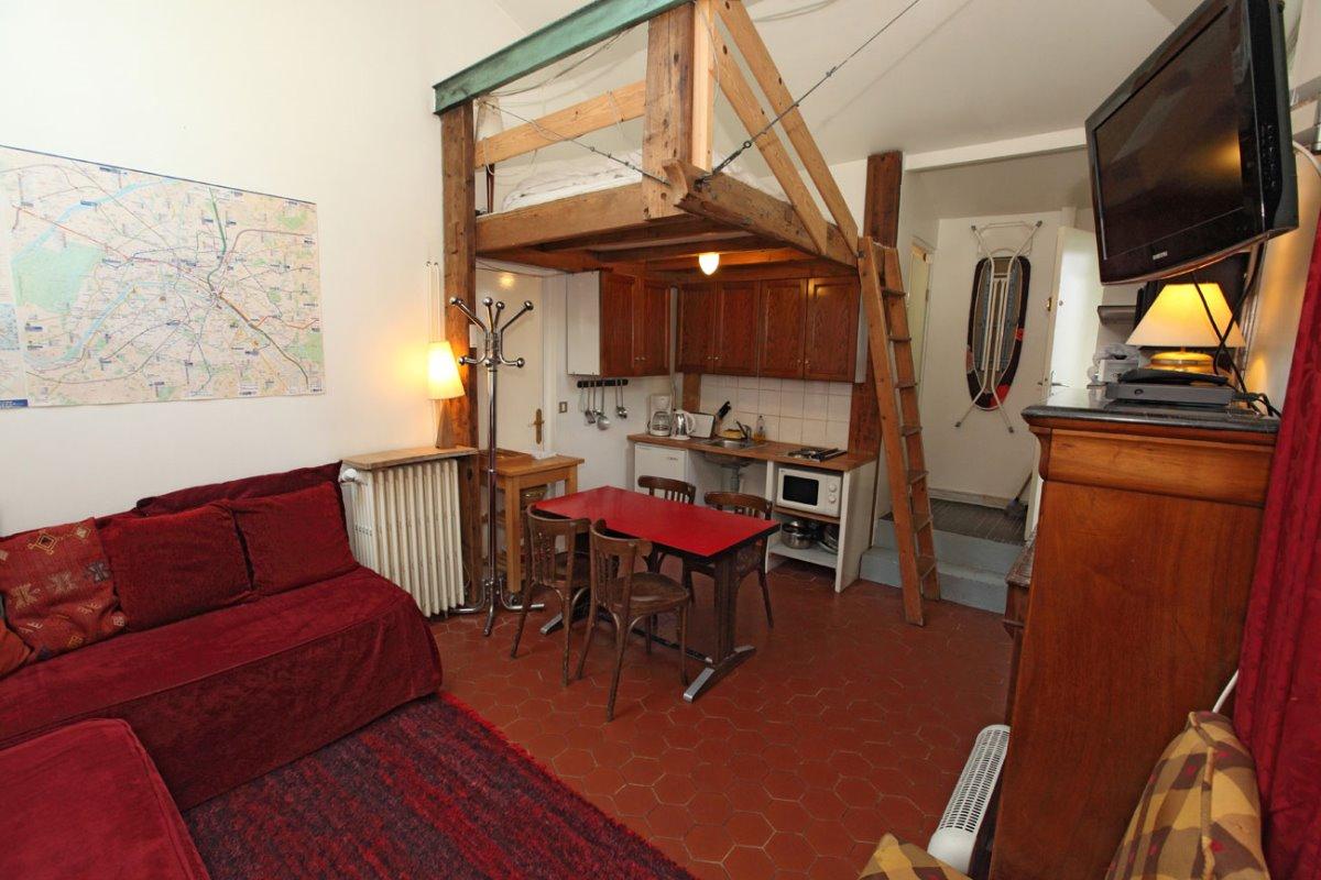 Paris - Montmartre - Location de vacances - Paris
