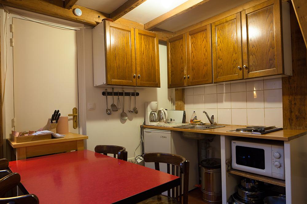 cuisine - Location de vacances - Paris