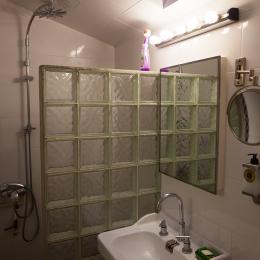 salle de bains - Location de vacances - Paris