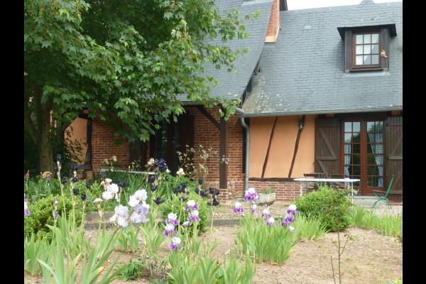 extérieur logement 5 - Location de vacances - Montville