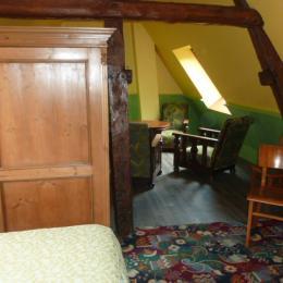 salon logt 5 - Location de vacances - Montville