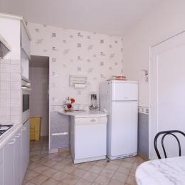 salon rez de chaussée - Location de vacances - Yport / Fecamp