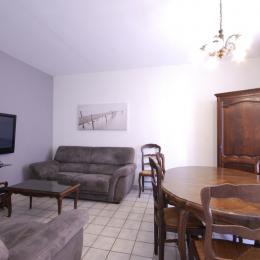 chambre 1er étage - Location de vacances - Yport / Fecamp