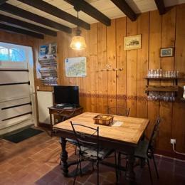 la grande chambre décors  belle époque  - Location de vacances - Étretat