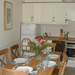 cuisine - Location de vacances - Dieppe