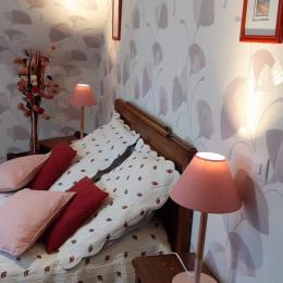 Gite Les Lys Etretat - Chambre - Location de vacances - Le Tilleul