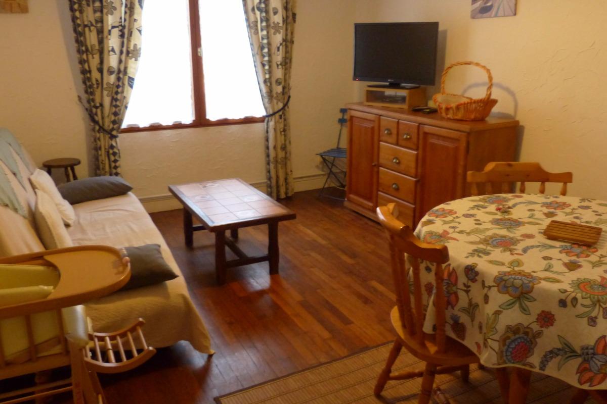 appartement pour 4 6 pers au 1er tage en plein centre de dieppe location vacances dieppe. Black Bedroom Furniture Sets. Home Design Ideas