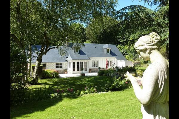 Très belle maison normande - Location de vacances - Saint-Valery-en-Caux