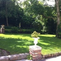 jardin - Location de vacances - Saint-Valery-en-Caux