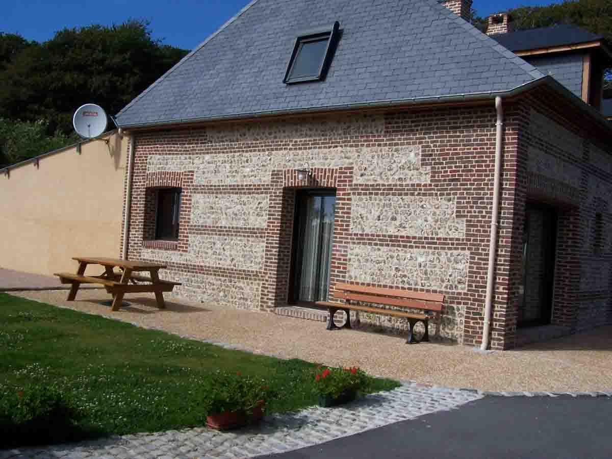 terrasse plein sud - Location de vacances - Bordeaux-Saint-Clair