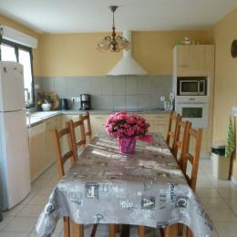 cuisine - Location de vacances - Bordeaux-Saint-Clair