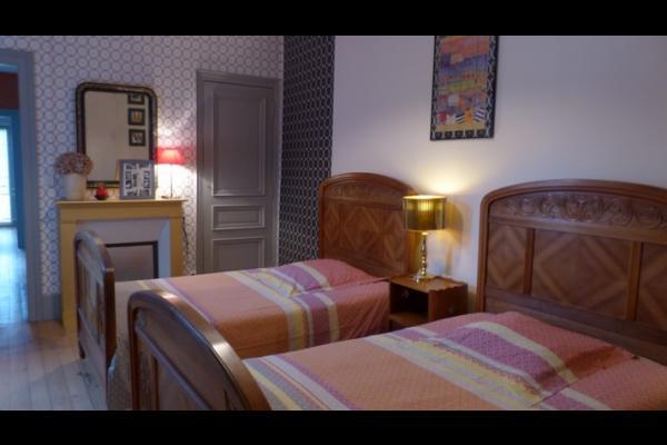 Chambre Familiale Pour 2 A 4 Pers A 700 M De La Plage Chambre D