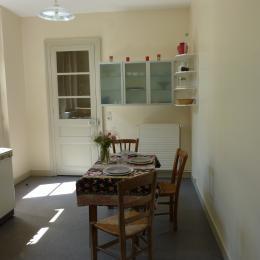 Cuisine / Kitchen - Location de vacances - Dieppe