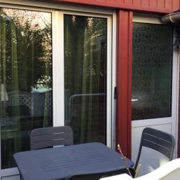 Rez de chaussée : le salon - Location de vacances - Étretat