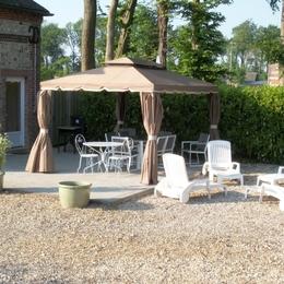 La terrasse - Location de vacances - Ypreville-Biville