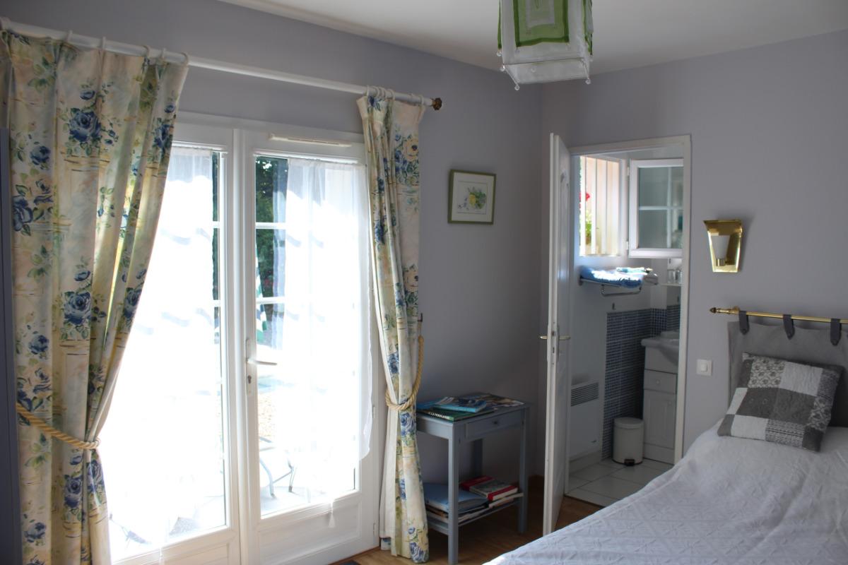 Belle luminosité - Chambre d'hôtes - Vattetot-sur-Mer
