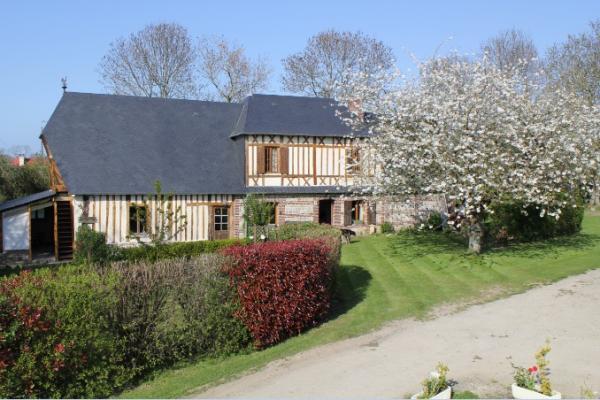 maison - Chambre d'hôtes - Saint-Pierre-le-Viger