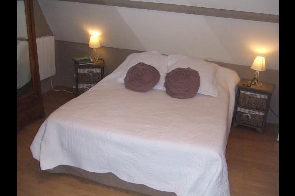chambre naturelle - Chambre d'hôtes - Saint-Pierre-le-Viger