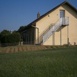 Maison accès chambres - Chambre d'hôtes - Pierreval