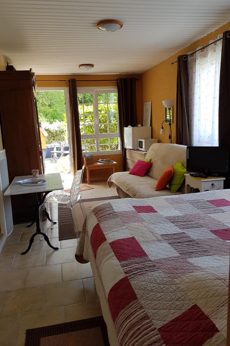 chambre Petit Ailly  - Chambre d'hôtes - Varengeville-sur-Mer