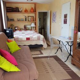 chambre le Petit Ailly 28 M2 - Chambre d'hôte - Varengeville-sur-Mer