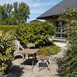 terrasse Petit Ailly - Chambre d'hôtes - Varengeville-sur-Mer