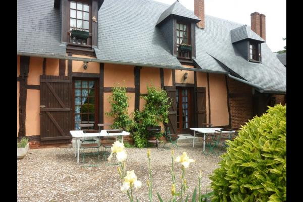 extérieur logt 7 - Location de vacances - Montville