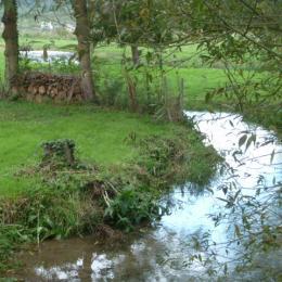 rivière Clérette - Location de vacances - Montville