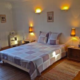 Chambre principale - Location de vacances - Incheville