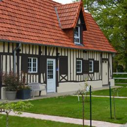 - Chambre d'hôtes - Ouville-la-Rivière
