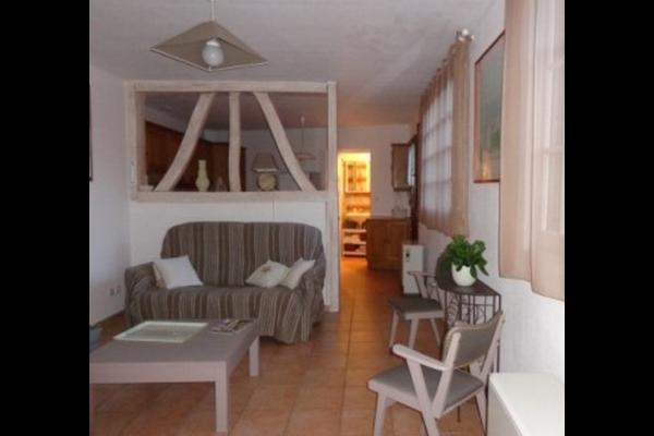 Le salon - Location de vacances - Darnétal