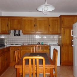 La cuisine - Location de vacances - Darnétal