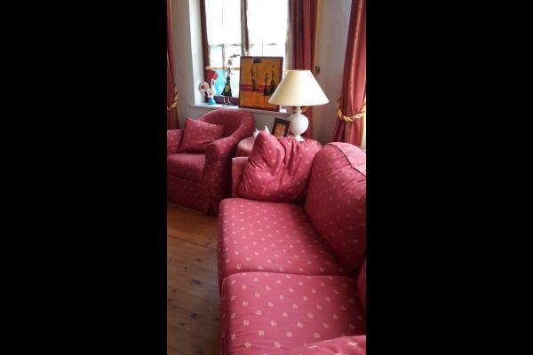 Séjour confortable et décoration chaleureuse - Location de vacances - Veules-les-Roses