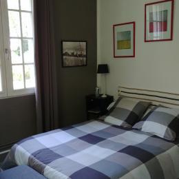 Votre chambre. - Chambre d'hôtes - Sainte-Marguerite-sur-Mer