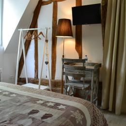La REveuse - Chambre d'hôtes - Saint-Maclou-de-Folleville