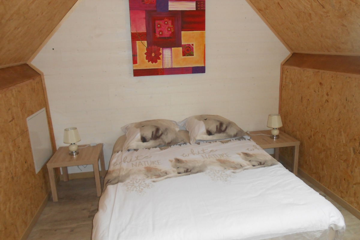 chambre suite camel - Chambre d'hôtes - Gruchet-Saint-Siméon